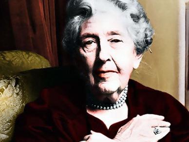 125 лет со дня рождения великой Агаты Кристи!