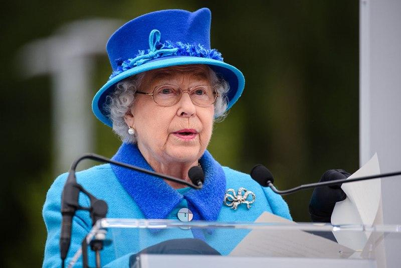 Елизавета II - рекордные 63 года правления!